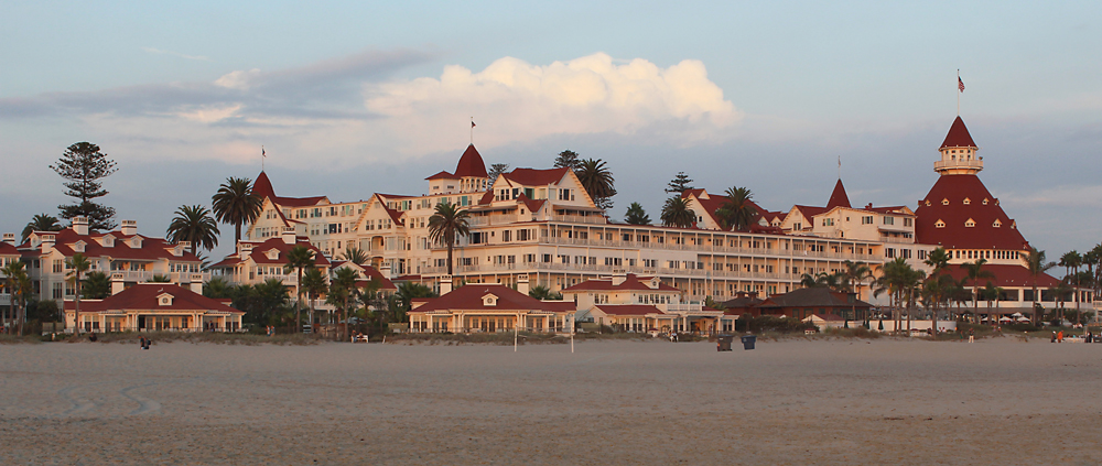 Hotel Del Coronado Image Credit Travel Photographers Magazine