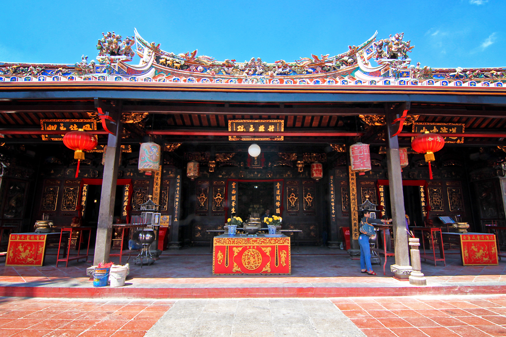 Cheng Hoon Teng Temple. Image Credit: Travel Photographers Magazine