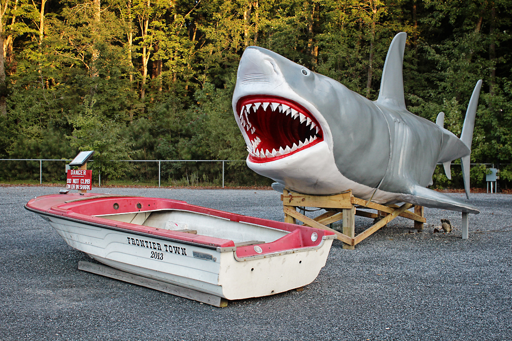 The Movie Prop Shark From Jaws - Travel Photographers Magazine